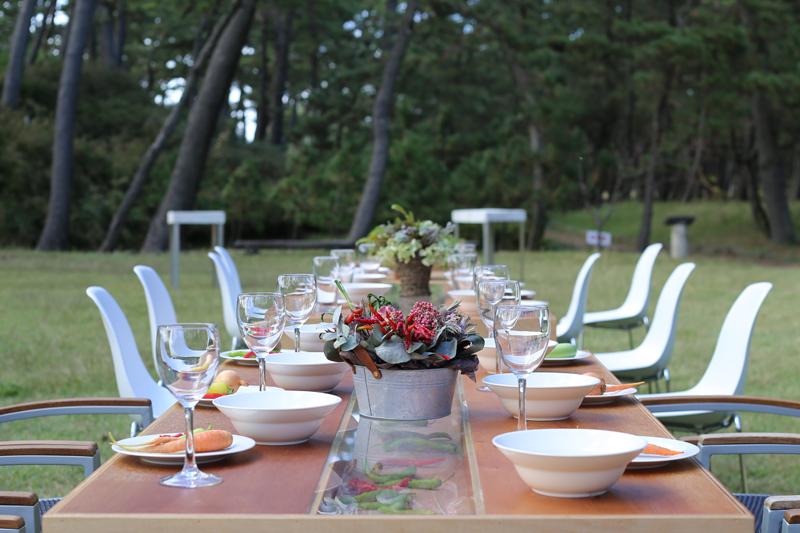 松間の饗宴