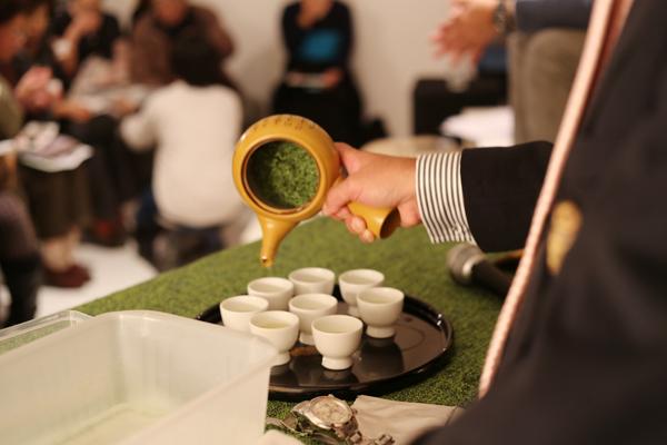 コーヒー&お茶トークショー6